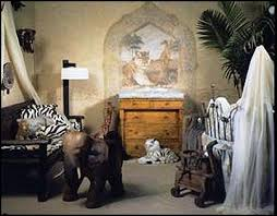 Wild Animal Print Decorating Ideas Jungle Theme Bedrooms