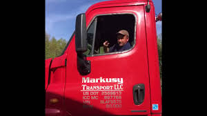 Markusy Transport LLC - YouTube