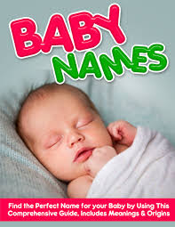 Buy Baby Names Baby Names With Meanings And Origins Baby Names