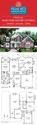 22 best Colonial House Plans images on Pinterest