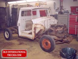 1957 A-100 GOLDEN JUBILEE • Old International Truck Parts