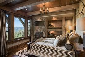 chambre montagne l esprit montagne reflété dans une chambre rustique belles