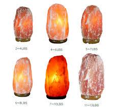 Large Pyramid Salt Lamp by Himalayan Natural Ionic Rock Crystal Salt Lamp Purify Air Asthma