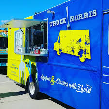 100 Truck Norris Lets Frolic 5pm To 8pm Then Stay For The Movie