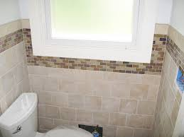 stunning glass accent tiles for bathroom 77 on small home