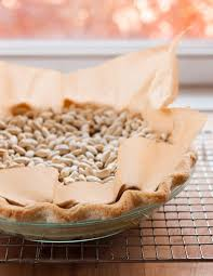 Keeping Pumpkin Pie Crust Getting Soggy blind baking tips how to blind bake a pie crust kitchn