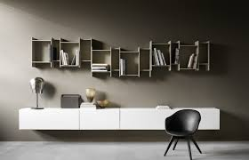 100 By Bo Design Lugano Wall Units Concept HabitusLiving Collection
