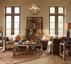Pottery Barn Small Living Room Ideas by Dumont Mirrored Chandelier Pottery Barn Home Design