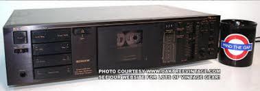 Nakamichi Tape Deck Bx 2 by Vintage Stereo Tape Decks U2013 Photo Gallery