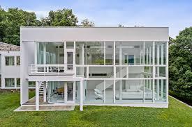 100 Richard Meier Homes Designed Mount Kisco House Cuts Price To 399M