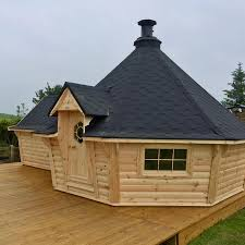 100 Log Cabin Extensions 10m Medium Grill With 18m Extension In 2019