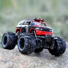 Big Foot 1:16 Remote Control Monster Truck 2.4G Off Road Realistic ...