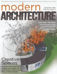 100 Modern Architecture Magazine Ashley Weisz