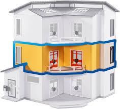 playmobil 6554 etagenergänzung für modernes wohnhaus 9266