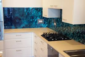 Metre Ocean Printed Splashback Prints On Glass Dover Heights Kitchen Remodel Design Software Bathroom
