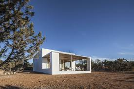 100 Minimal House Design A Minimal House With A Bioclimatic Design On The Island Of