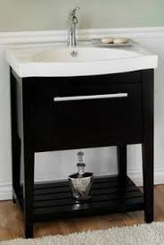 18 Inch Wide Bathroom Vanity by Foremost Columbia 18 In Single Bathroom Vanity Espresso