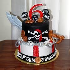 Pirate Birthday Party Cake Ideas