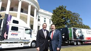 Trucking Visits Trump At White House | Transport Topics Triarea Trucking School Joins The Ross Team Medical 10 Best Companies For Drivers In Us Fueloyal Koch Inc Recruiting That Pay For Driving Don Swanson Advanced Women Forms First Lfemale Image Truck News Driver Shortage In Industry Baku Solo Mountain Eagle Sauers Franey Family Owned Since 2002 Be Part Of Our Team Northfield Jobs Cdl Job Now Company Kottke