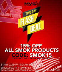 Myvaporstore - 🚨🚨TWO DAY FLASH SALE STARTS TODAY! Get 15 ... Best Online Vape Store And Shops For 2019 License To Automatic Coupons Promo Codes And Deals Honey Myvapstore Com Coupon Code Science Serum Element Coupon Vapeozilla Aspire Breeze Nxt Pod System Starter Kit Good Discount Vaping Community Shop 1 Eliquids Vapes Vapewild Smok Rpm40 25 Off Black Friday Mt Baker Vapor Reddit Xxl Nutrition