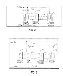 Ceiling Mount Occupancy Sensor Switch by Patent Us8018166 Lighting Control System And Three Way Occupancy