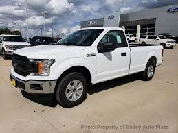 2018 New FORD F-150 At Bailey Auto Plaza Serving Graham, TX, IID ...