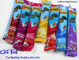 Clif Kid The Healthy Snack We Love
