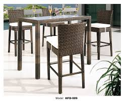 great high top outdoor furniture high top patio furniture