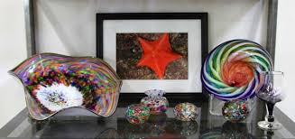 Glass Hand Blown Pumpkins by Glass Studio Blown Glass By Shannon Jane Morgan