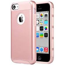Amazon iPhone 5C Case iPhone 5C Case Pink ULAK Slim
