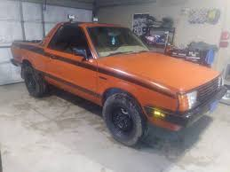 100 Medford Craigslist Cars And Trucks 1982 Subaru BRAT For Sale In Oak Hills California