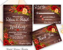 Rustic Fall Wedding Invitations How To Make The Invitation Design You Look Catchy 5