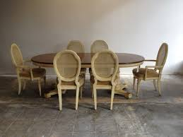 92 Dining Room Chairs With Wicker Back Cane Set Throughout Exquisite Rattan