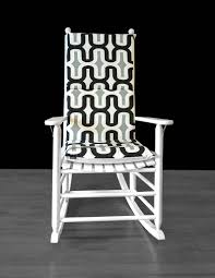 Patterned Monochrome Rocking Chair Cover   Etsy Fniture Nursery Rocking Chair For Appealing Your Design Cushion Cover Grey Polka Dot Patchwork Seat Covers Paula Deen Home Dogwood With Cushions Wayfair Weather Resistant Chairs Patio The Depot Diy How To Make An Easy Margot Rocker Instock Upholstered Chair Dutailier Store Patterned Monochrome Etsy Monet Rattan 84 Off Jonathan Adler Morrow Yellow And Dark Cb2 Saic Quantam In Charcoal Aptdeco Noble House Champlain Gray Wood Outdoor