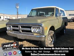 1972 GMC Jimmy | Restore A Muscle Car™ LLC