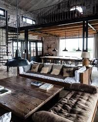 100 Industrial Style House How To Handle With The Best Lighting