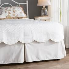 Ivory & Cream Bed Skirts You ll Love