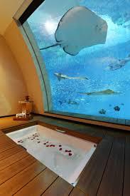 die 5 schönsten unterwasser hotels der welt