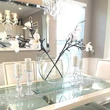 Centerpiece For Dining Room Table Centerpieces Modern Decor