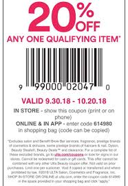 Ulta: Universal 20% Off One Non-prestige Item Coupon (online ... Gorgeous Hair Event Ulta Beauty 20 Off Ulta Coupon October 2019 Zappos Coupons And Promo Codes September Off Universal One Nonprestige Item Online Skin Beauty Mall Code Recent Discounts Shipping Ccinnati Ohio Great Wolf Lodge 21 Stores You Shouldnt Shop Unless Have A Coupon The Promo 2018 Snappy Nails Broomfield Battery Mart Everything April Ulta 7 Best 350 Sep Honey Apple Discount For Teachers Inksmile Com