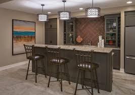 Basement Bar Lighting Ideas Home Transitional With Lancaster County Nebraska Pendant Lights Over Omaha