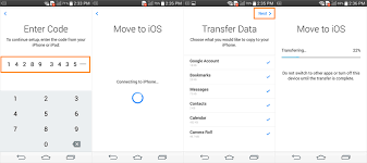 How to Use Move to iOS App