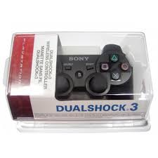 Wireless Controller PlayStation 3 Dualshock 3 Black Copy