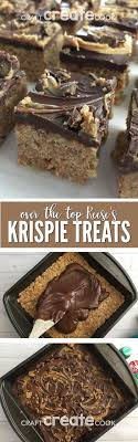 Peanut Butter Rice Krispie Treats | Krispie Treats, Peanuts And Rice Chocolate Baked Northwest Guest Posting At Handmade By Hilani Occasionally Crafty Peanut Butter Rice Krispie Treats With Salted Caramel And 237 Best Fall Recipes Images On Pinterest Recipes Chocolate A Little Bit Crunchy Rock Roll Cup The Art Of Comfort Baking 23 Made With Butterscotch Crunch Bars Recipe Twists Old Bar Krispies Krispies Treats Butter Fudge