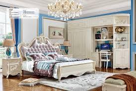 luxus schlafzimmer antik klassischer stil chesterfield bett schrank neu set 919