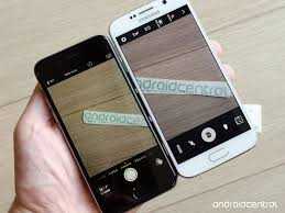 Samsung Galaxy S6 versus iPhone 6 Camera shootout