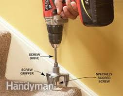 how to repair squeaky stairs family handyman