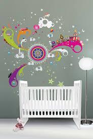 comment décorer la chambre de bébé la décoration murale chambre bébé comment faire pour avoir l