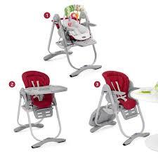 chicco chaise haute évolutive polly magic bordeaux bordeaux