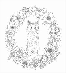 Adult Coloring Page Japanese Kimono Coloriage Inspiration Totoro